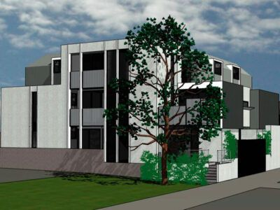 60A Gibdon Street Burnley - 3D View