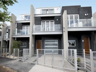 11 Palmer Street Richmond - Exterior